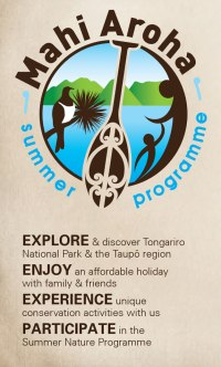 Mahi Aroha: Explore, enjoy, experience, participate...