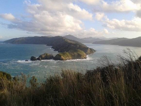 Arapawa Island.