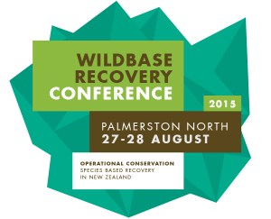 Wildbase Recovery Conference 2015 logo.