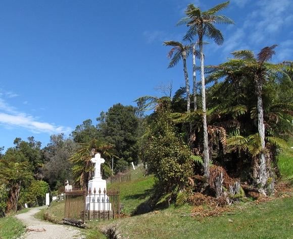 Ross Cemetery.