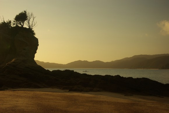 Totaranui beach, Abel Tasman National Park. Photo: Samuel Mann | CC BY 2.0.