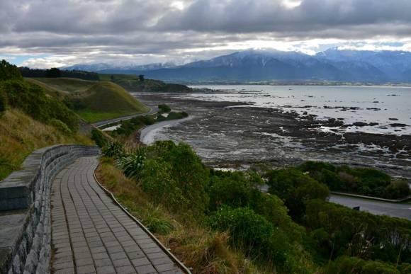 Kaikoura Peninsula Walkway.