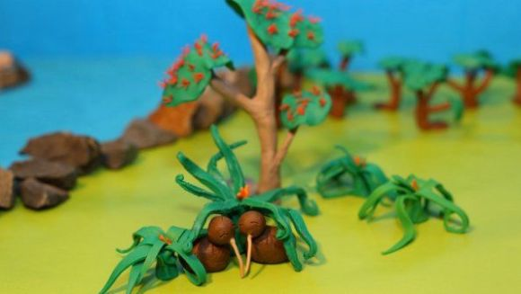 Claymation kiwi. Photo: The Outlook for Someday.