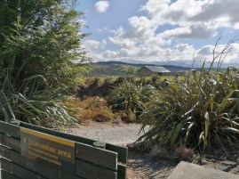 Burwood Takahē Centre. Photo: DOC