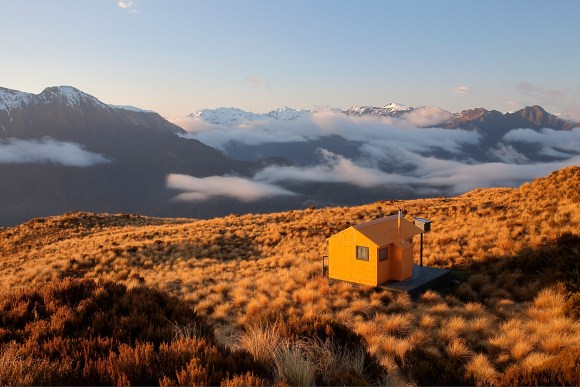 Mt Brown Hut at dawn_West Coast_Ray Salisbury Hot Pixels Photography.jpg