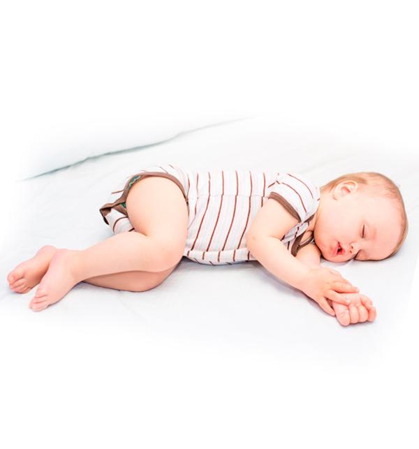 ที่นอนสำหรับทารกแรกเกิดควรทนทานและรักษาตำแหน่งที่ราบรื่นของกระดูกสันหลังของเด็ก