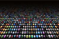 56.000 millones de aplicaciones descargadas durante 2013