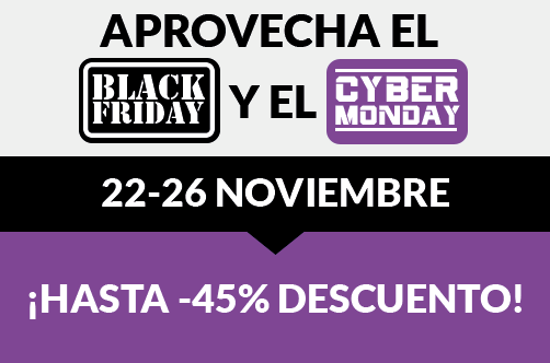 Libera tu móvil con grandes descuentos: ¡Black Friday y Cyber Monday en doctorSIM!