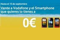 La nueva promoción de Vodafone deja solo a Movistar