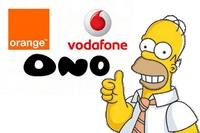 Orange, Vodafone y Ono aseguran sus inversiones en fibra