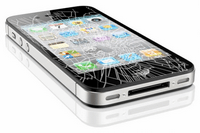 Necesitas reparar tu iPhone si tienes la pantalla rota