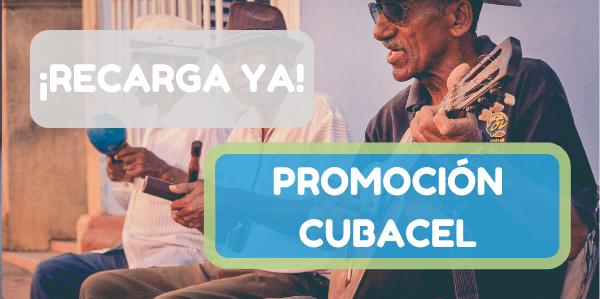 ¡Recargas Cubacel! 40 CUC gratis por cada 20 CUC