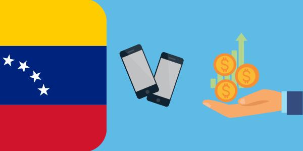 Nuevas cantidades para recargar saldo Venezuela