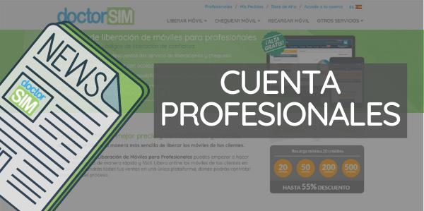 ¡Chequeos gratis y  nuevos servicios para profesionales!