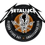 Metallica sind internationale Botschafter des Record Store Day 2016