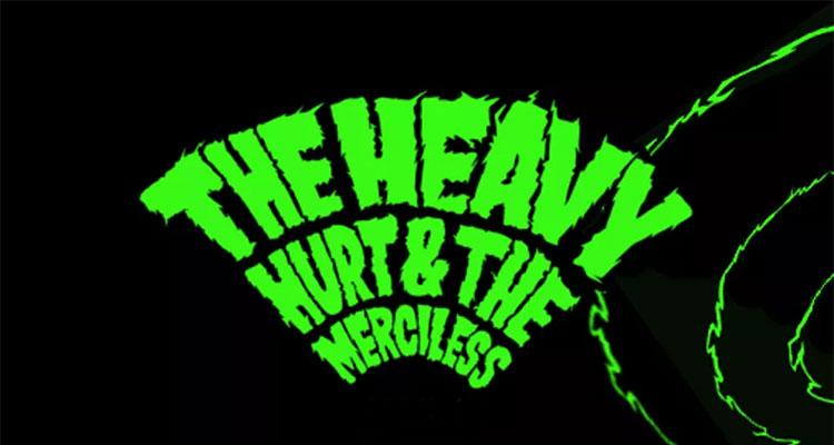 Platte der Woche: The Heavy - Hurt & Merciless