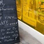 Das Vinyl in Zeiten des Corona