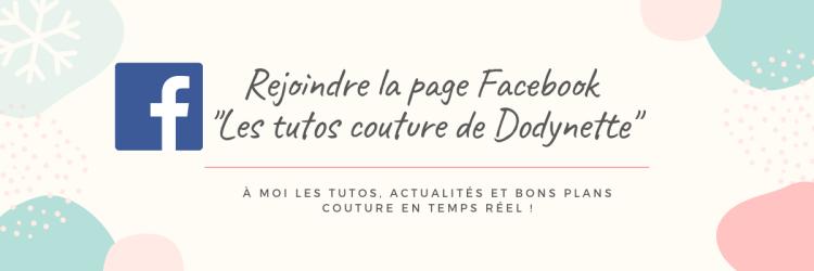 page facebook dodynette
