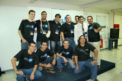 Equipe - PHPDF Roadshow