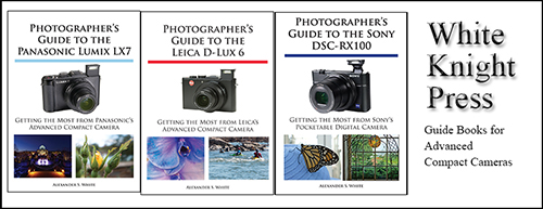 Guide book manual how to advanced digital compact camera photo photography point and shoot Nikon Sony Canon Panasonic Lumix Leica use learn