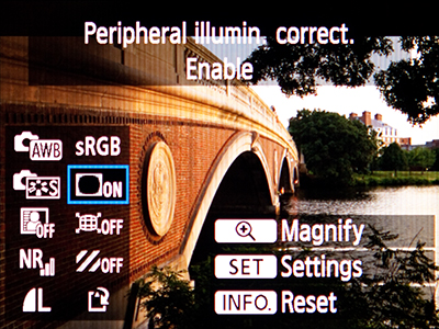 Canon 7D eos firmware 2 2.0 update raw processing in camera