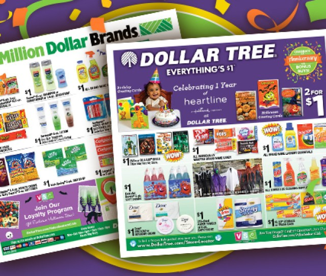 The Anniversary Ad Here Check It Now The Dollar Tree Blog