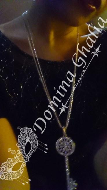 Domina Ghalia BDSM Profesional Málaga