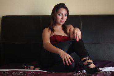 ghalia corset rojo