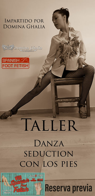 danza seduction taller domina ghalia
