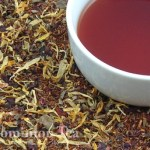 Rooibos, Honeybush, and Tisanes naturally are caffeine free.