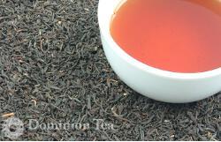 English Breakfast Tea Loose Leaf and Liquor