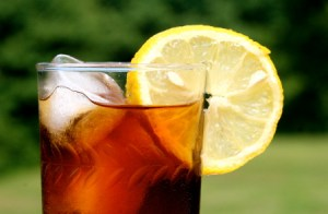 Sweet Tea // Ice Tea