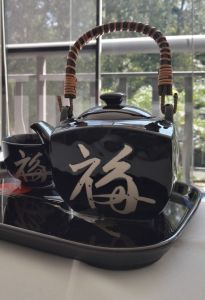 Decorative Uwade Kyusu