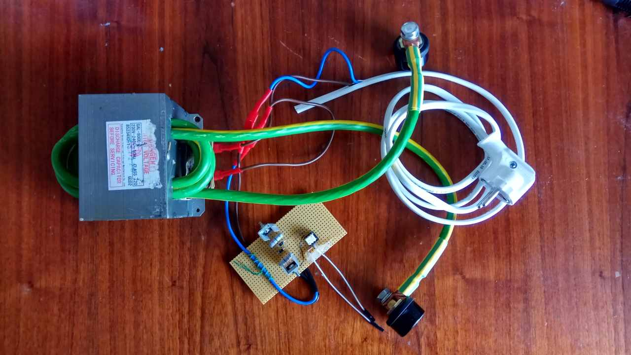 Spot Welder With Arduino Wojciech Domski Blog Welding Wiring Diagram Some Time Ago I Have Decided To Make Myself A Electric Bike E As They Are Called Now However Buying Stock Solution Mean