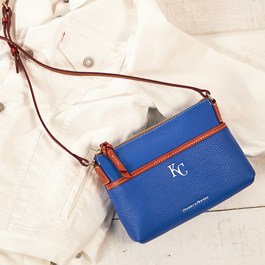 Dooney & Bourke Kansas City Ginger Crossbody.