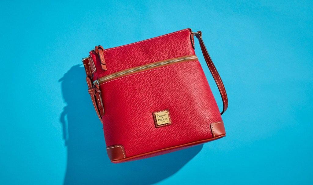 The Pebble Grain Crossbody, one of our Top 5 Bags of the year.