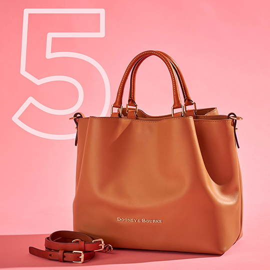 The Large City Barlow tote, one of our top five bags of 2020.