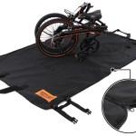 輪行袋初?!ロールアップ収納を採用し自転車をサクっと収納できる輪行袋発売