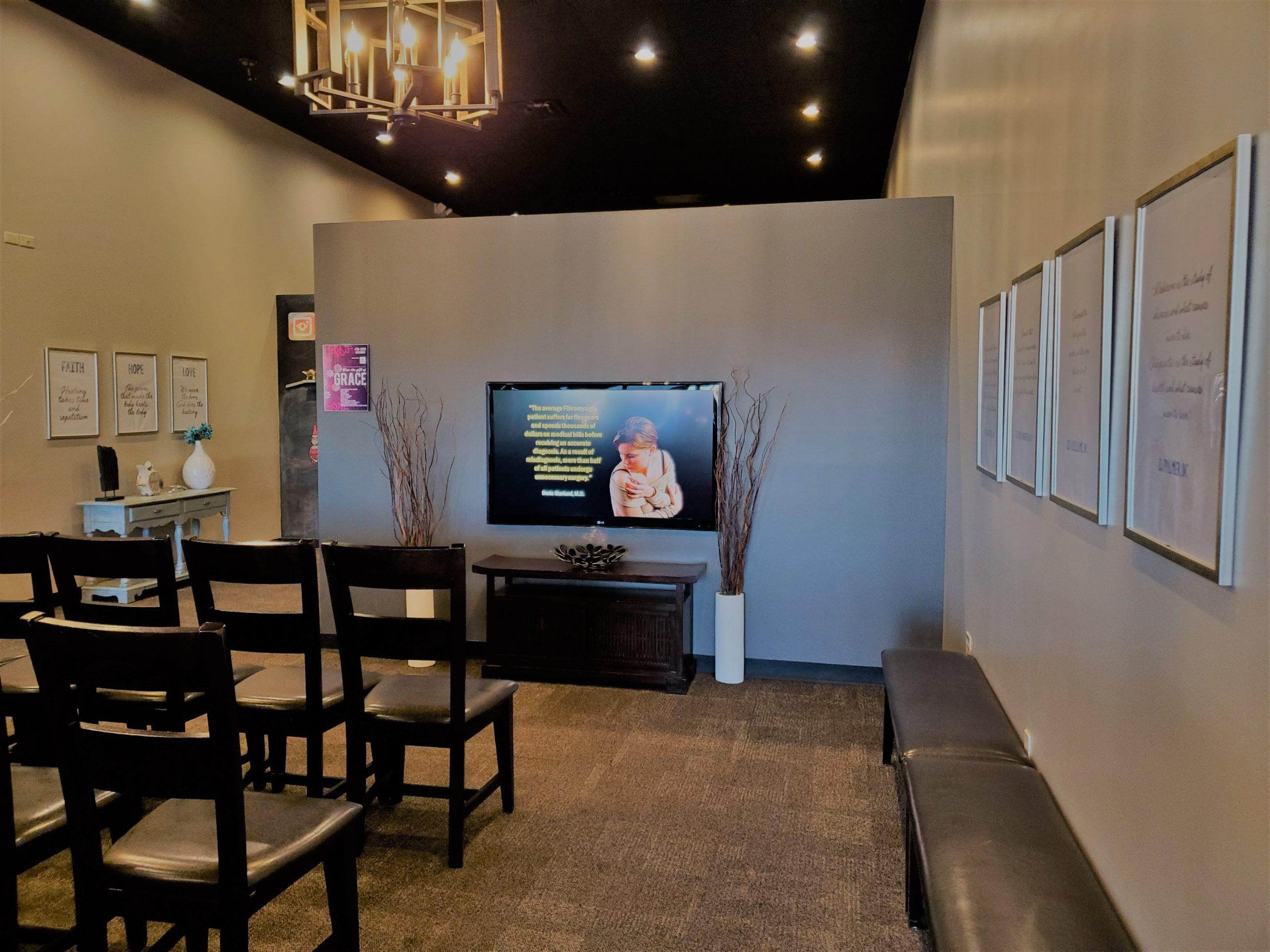 wichita chiropractors ryan and denise dopps office