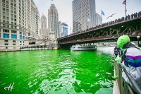 raul chicago vopsit in verde