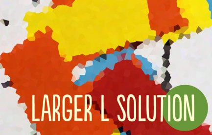 Larger L solution