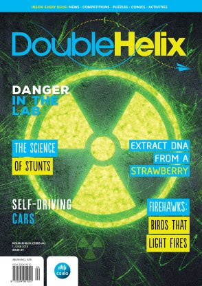 Double helix cover