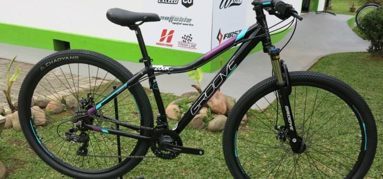 Bicicleta Feminina Groove Zouk Lady 29″