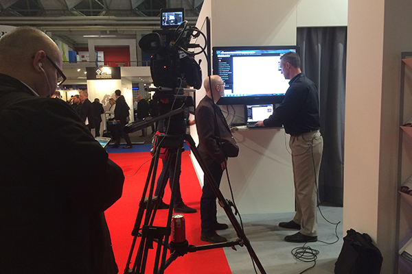 #ISE2015 and the Press
