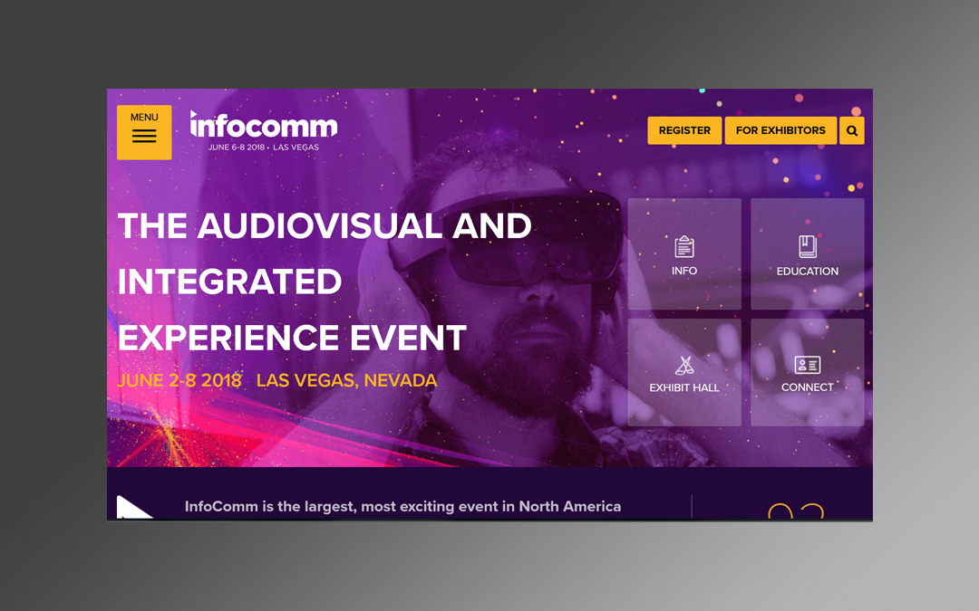 Revving Up for InfoComm 2018