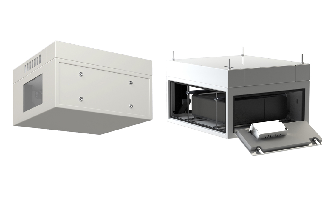 New Projector Enclosures Solve Mounting Problems