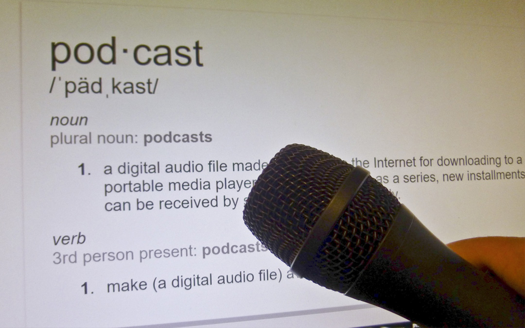 AV Podcasts You Should Follow