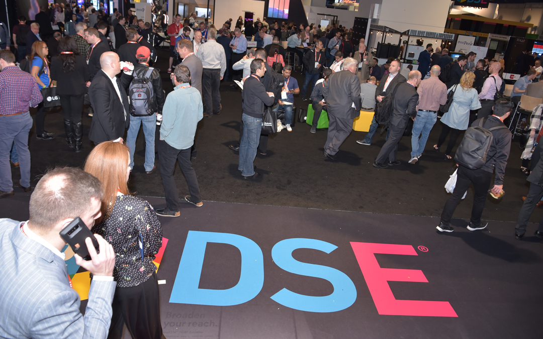 Join Us at the 2019 Digital Signage Expo
