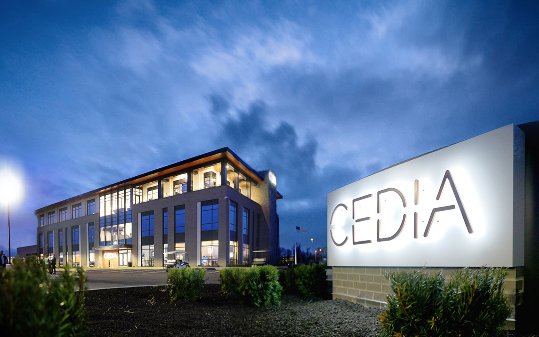 New CEDIA Headquarters Features Draper Projection Solutions