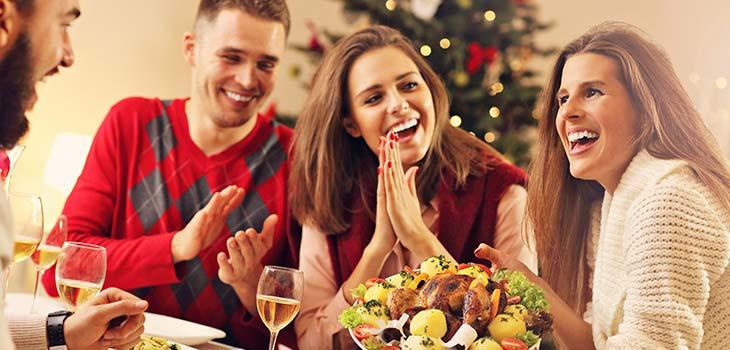13 dicas para manter a alimentação saudável nas festas de final de ano